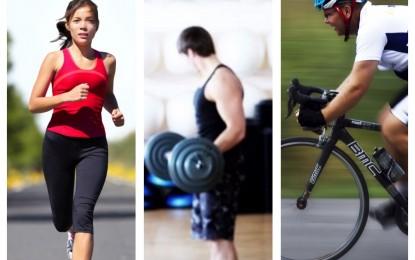 No encasille su entrenamiento, practique varios deportes