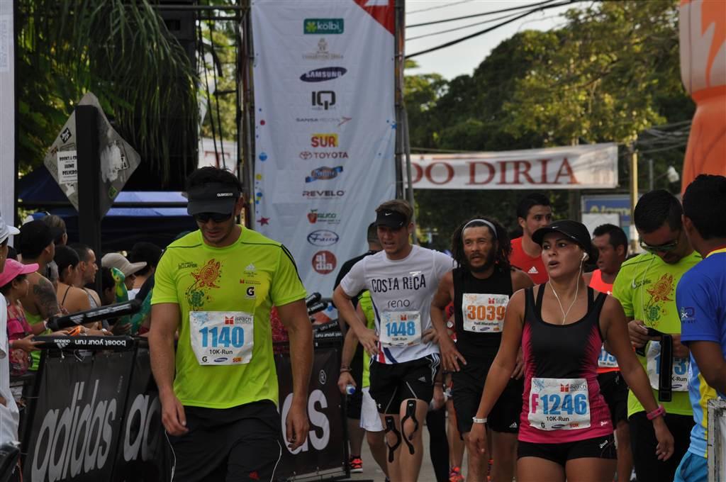 El cronómetro en Tamarindo está cerca de comenzar su marcha