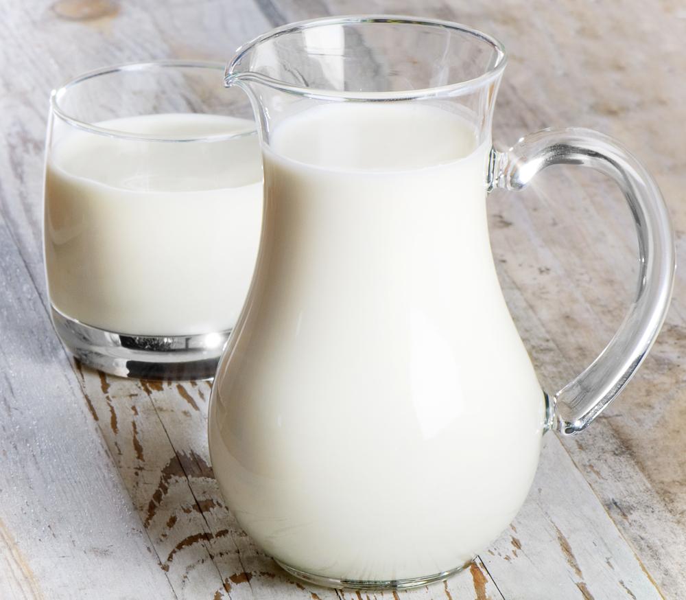 Recupérese del post entrenamiento hidratándose con leche