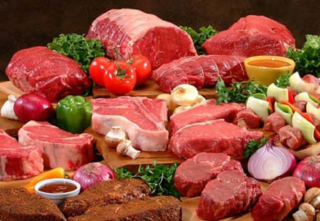 ¿Cómo sustituir la carne roja por granos enteros?