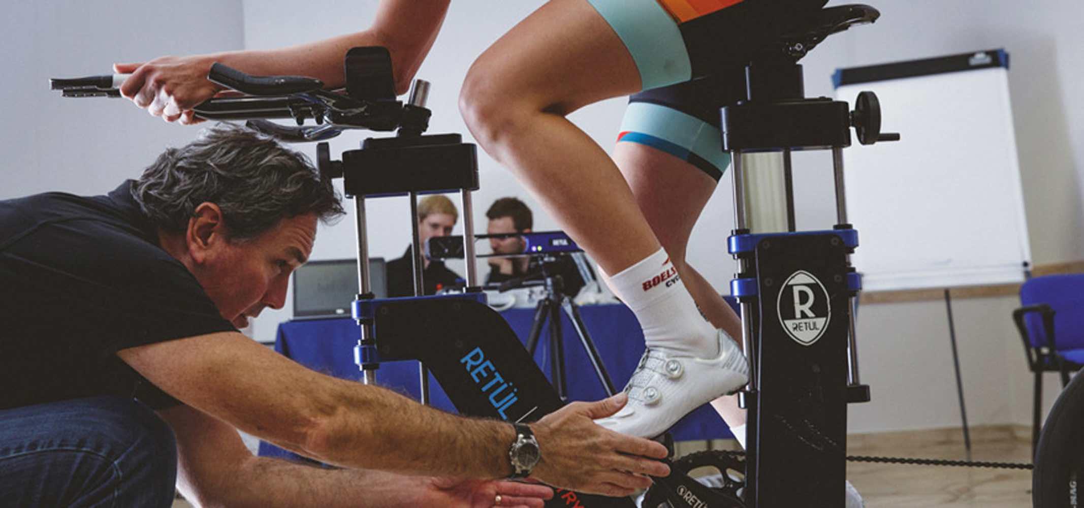 Que vos y tu bici sean uno solo, con Body Geometry Fit
