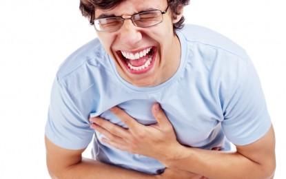 Ejercítese con la risa y mejore su vida