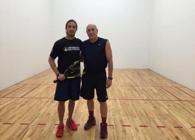 Raquetbolista costarricense entra al top 10 del ranking mundial