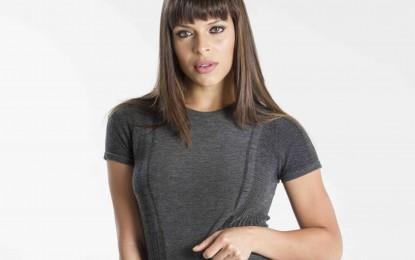 La modelo costarricense Carolina Coto logró tres portadas de revista inglesa Health & Fitness