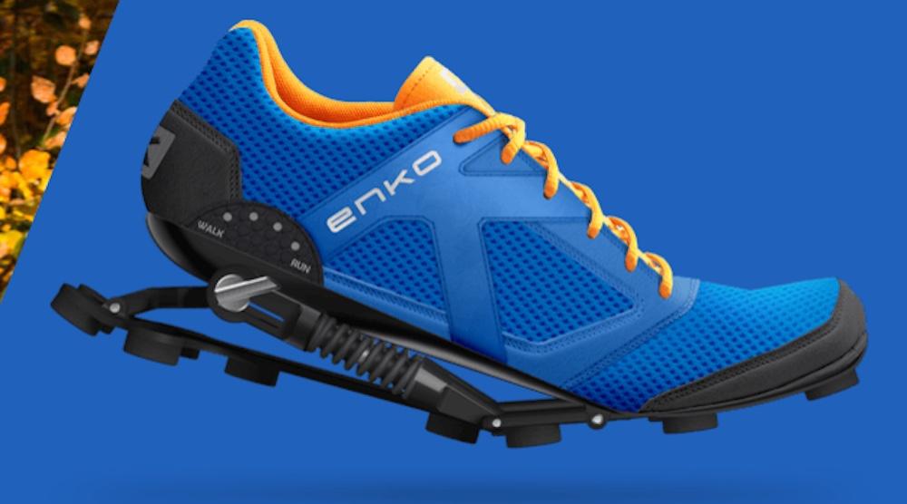 Las tenis que aspiran a revolucionar el «running»
