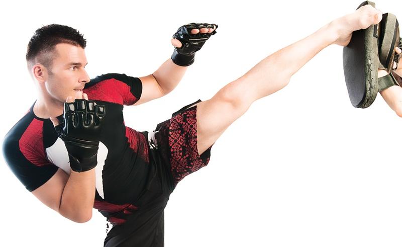 Elimine el estrés diario practicando Artes Marciales Mixtas