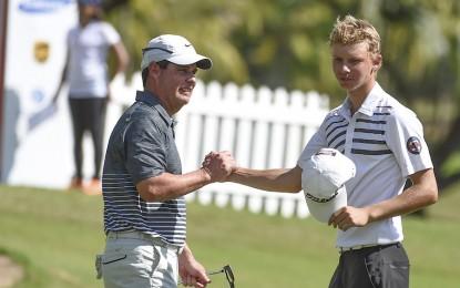 El golfista costarricense Paul Chalet gana el Campeonato Amateur Latinoamericano