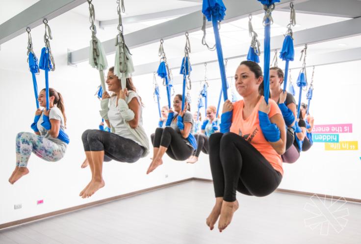 Maratón de AntiGravity Fitness celebrará la apertura de la nueva sede de Andamio en Costa Rica