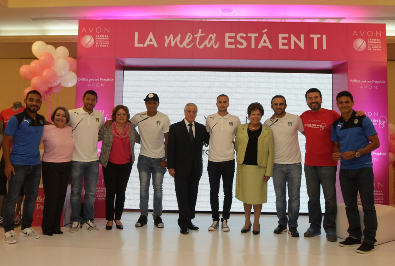 Avon celebrará lucha contra el cáncer de mama con carrera caminata en Guatemala
