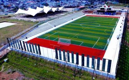 Guatemala: inauguran primer complejo deportivo para Futbol Americano, Soccer y Rugby