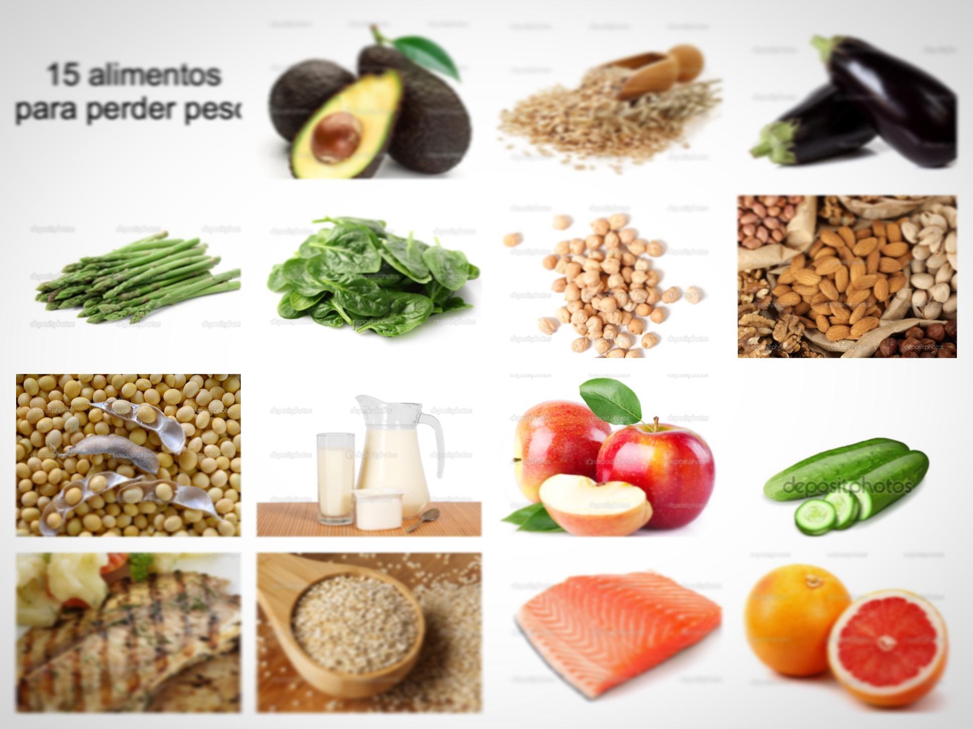 Revista es ejercicio y salud 15 alimentos para perder peso - Alimentos para perder peso ...