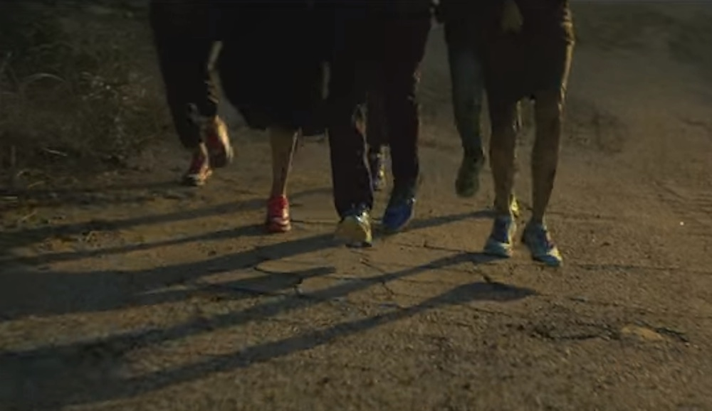Los zombies se vuelven runners