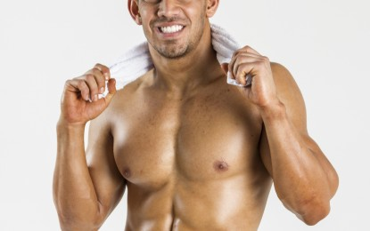 Conociendo a Ernesto Fallas: Tercer lugar de Fitness models 2011