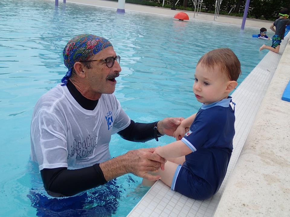 Robert Strauss impartirá seminariode natación segura en Costa Rica