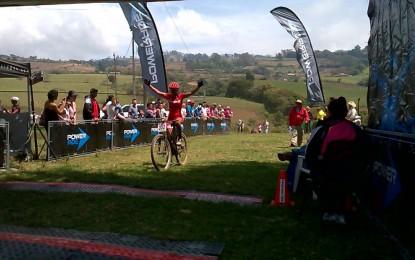 Más de 480 ciclistas en la primera fecha de la 6ta Copa Desafío Powerade en Costa Rica