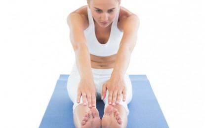 Poder tocarse los dedos de los pies dice de su estado físico