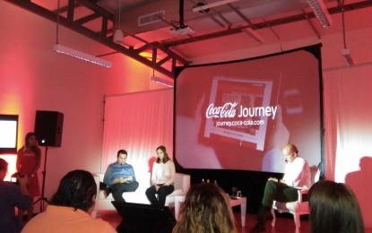 Journey: la nueva apuesta digital de Coca-Cola