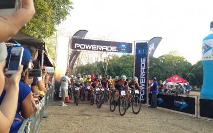 Ciclistas se enfrentaron por la Copa Desafío Powerade en Costa Rica