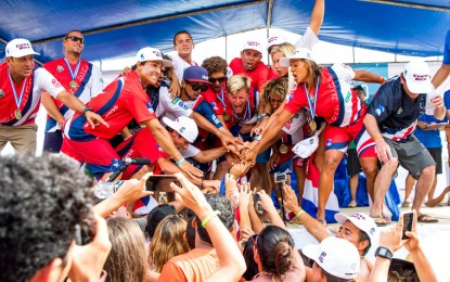 Costa Rica recibirá el Mundial de Surf «ISA World Surfing Game por segunda vez