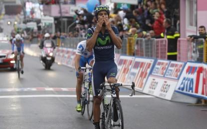 Giro d'Italia 2016: Costarricense Andrey Amador es tercero en la tabla general en la contrarreloj