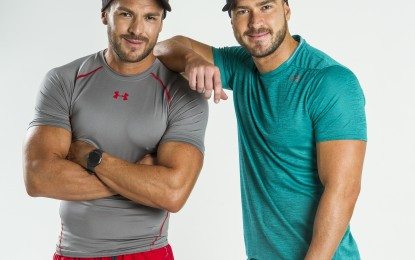 Hermanos Garita, con sangre fitness