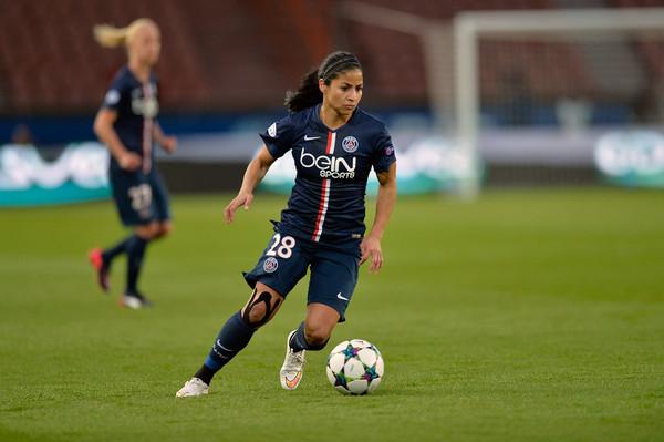 Shirley Cruz: La costarricense que brilla como la mejor jugadora del fútbol francés