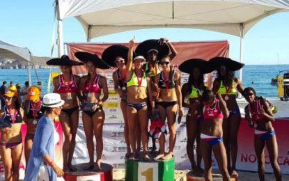 ¡Histórico! Costa Rica clasifica a Río 2016 en Voleibol de Playa