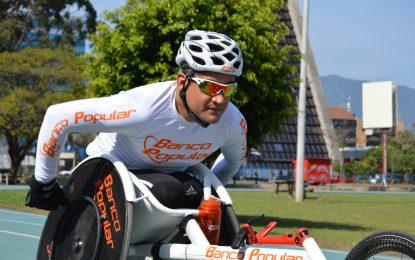 Oscar Alvarenga: Atleta élite de Costa Rica