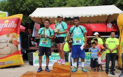 Carrera 10k Fray rompe récord de participación en su 4ta edición en Guatemala