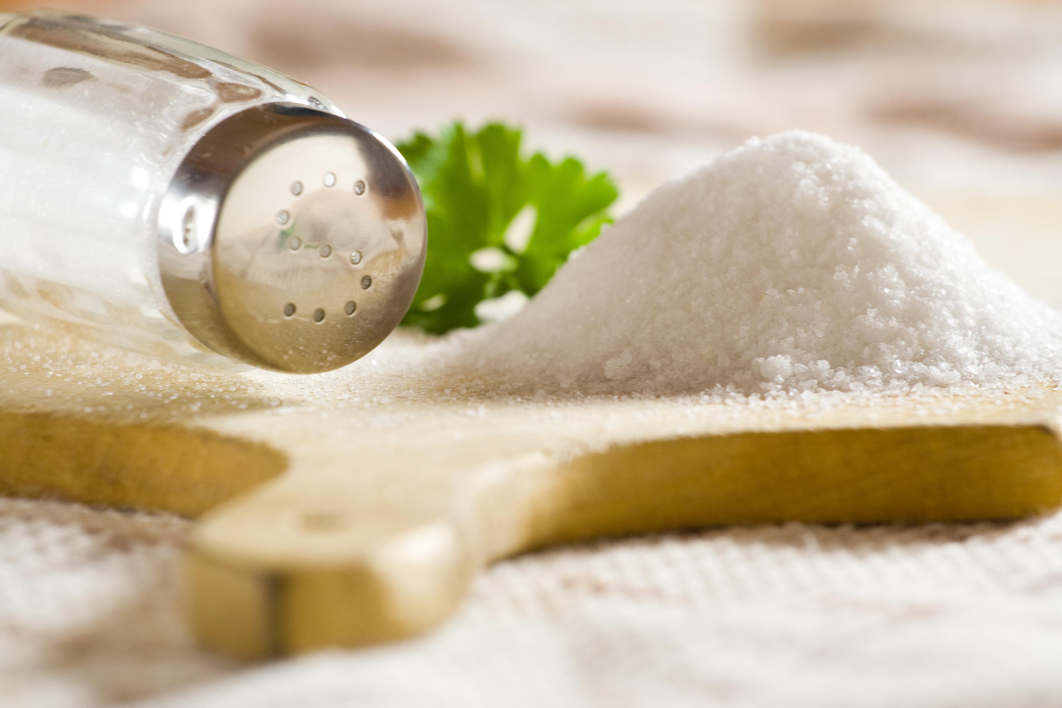Cinco alimentos que contienen más sal de lo que se imagina