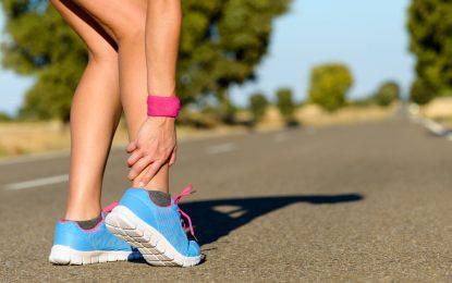 Prevenga las lesiones al hacer deporte