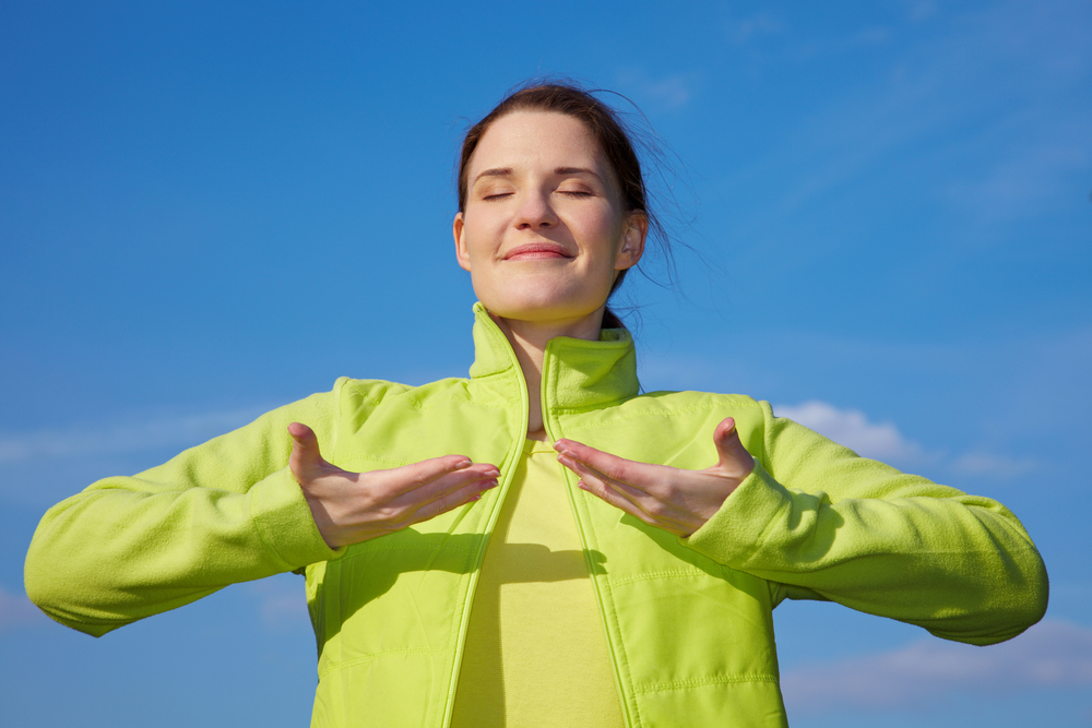 5 ejercicios simples de respiración para hacerlo correctamente