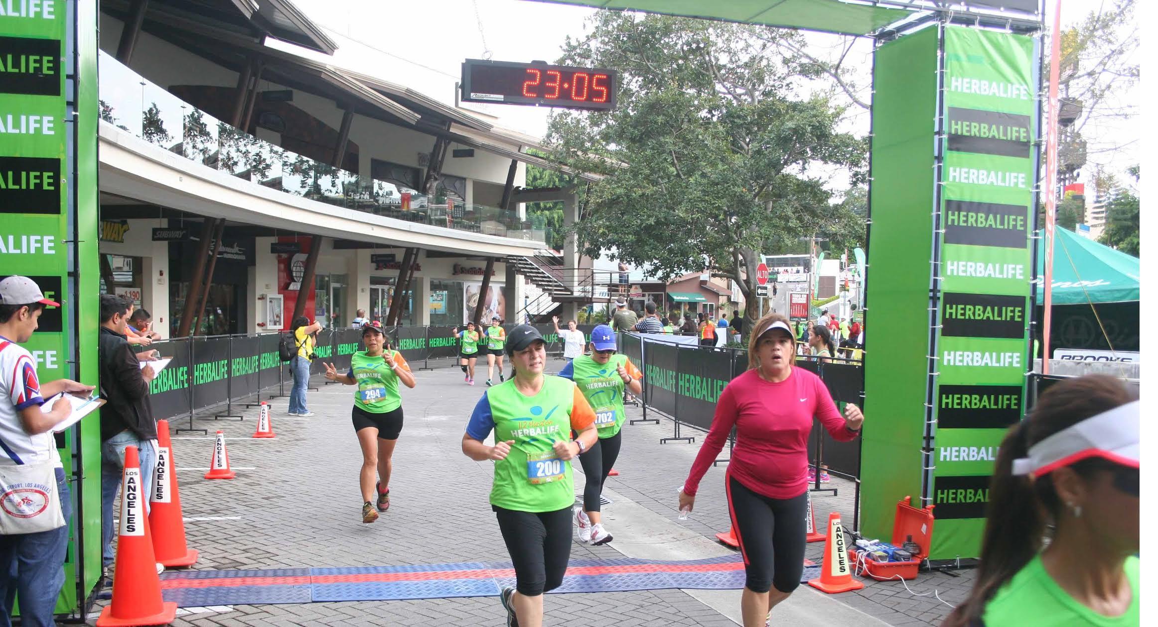 IAAF certifica Media Maratón Herbalife