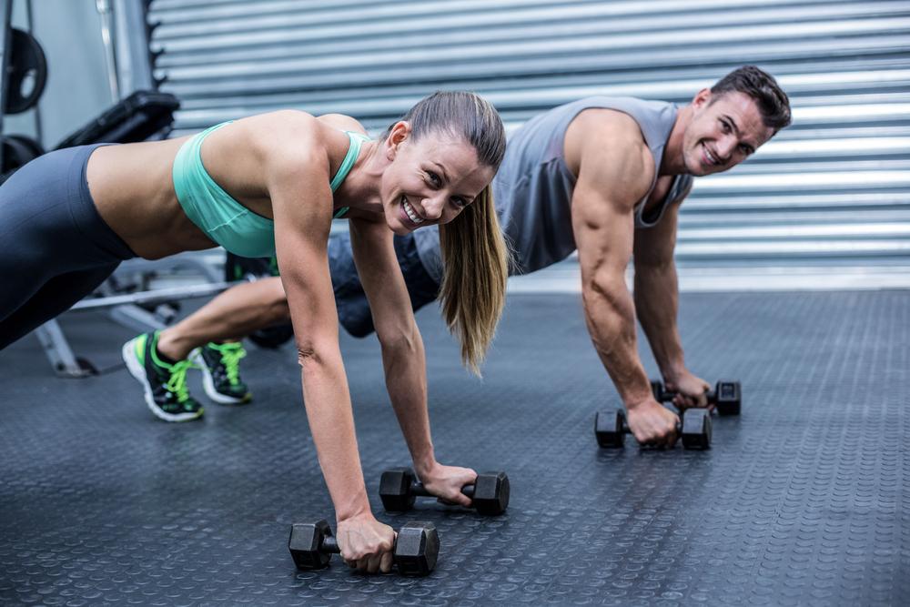 ¿Cómo lograr hombros de acero?