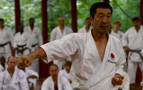 Evento Internacional Shotokan Karate JKA/WF en Costa Rica