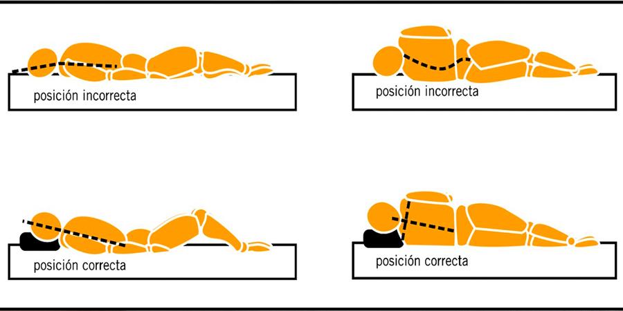 postura-correcta-para-dormir
