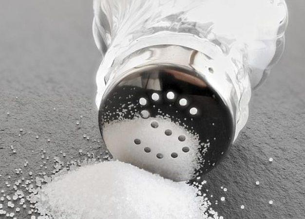 ¿Cómo reducir la ingesta de sal?