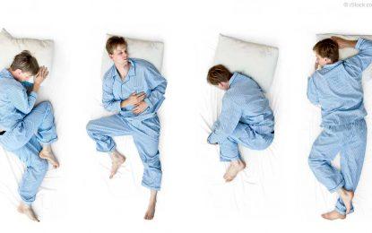 Hacia qué lado duermes y cuál es el que más beneficia tu salud