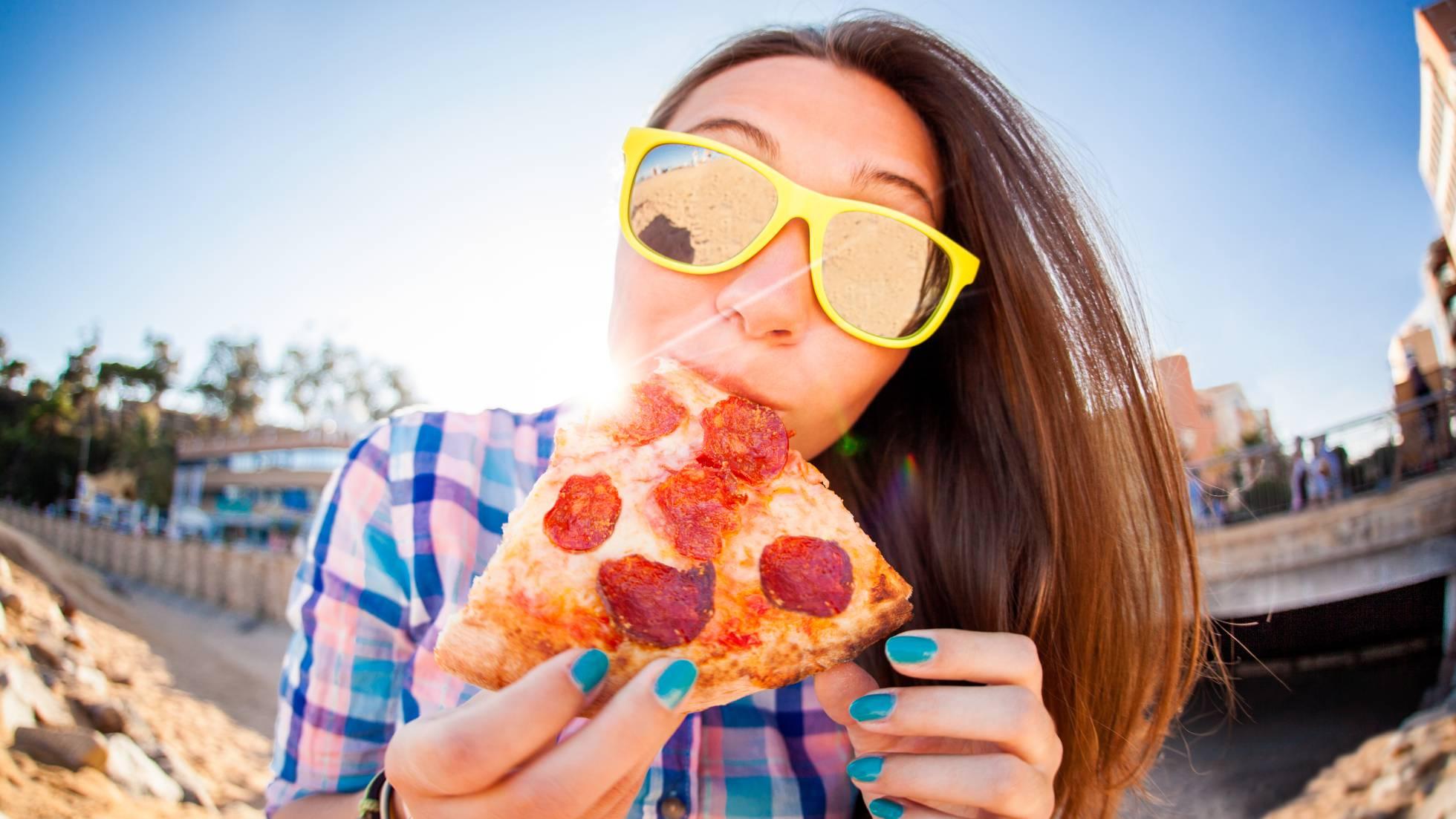 Vivís sola o solo, ¿te alimentas bien?