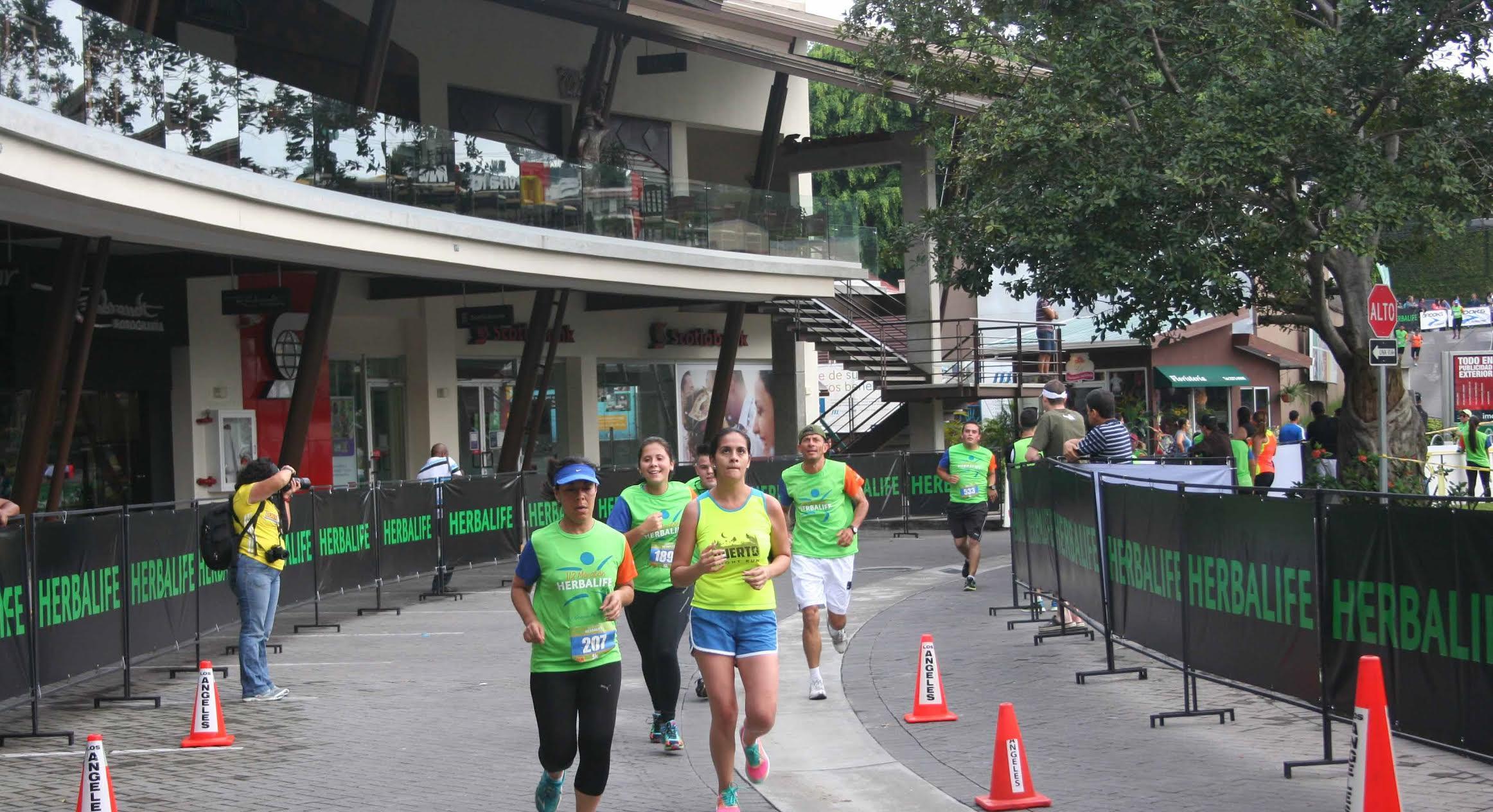 Media Maratón Herbalife retará a corredores élite en Costa Rica