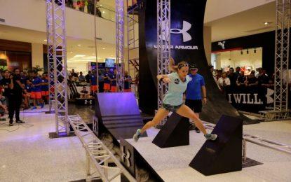 Dura competencia reta a atletas