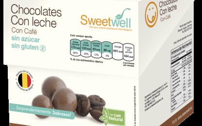 Sweetwell lanza al mercado decena de chocolates sin gluten ni azúcar