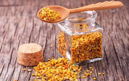 ¿Tiene el polen de abeja beneficios para la dieta y para la salud?