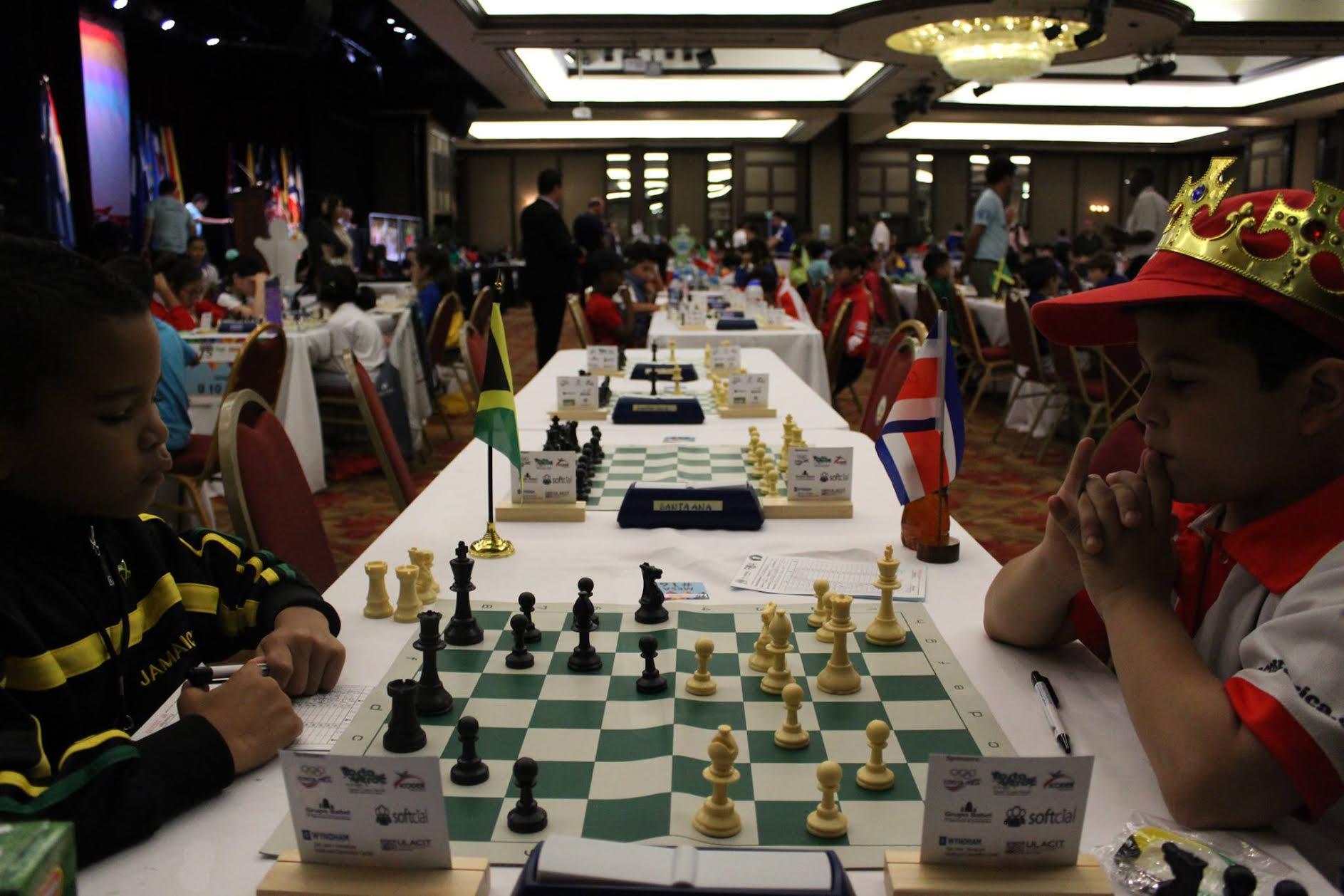 Costarricenses empiezan a sumar en el panamericano de ajedrez