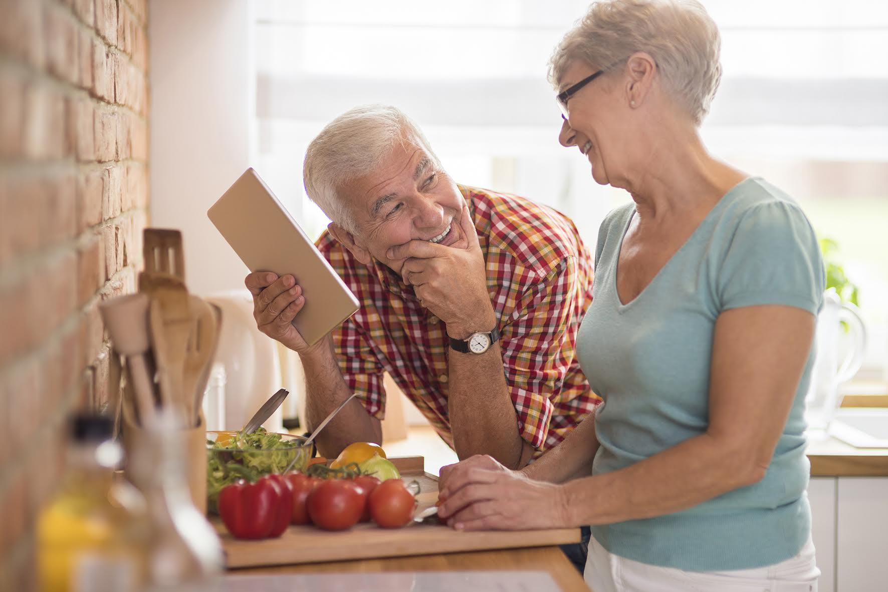 Cómo lograr un envejecimiento activo y saludable