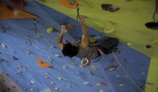 Escaladores costarricenses disputarán Competencia Nacional de Escalada Nocturna