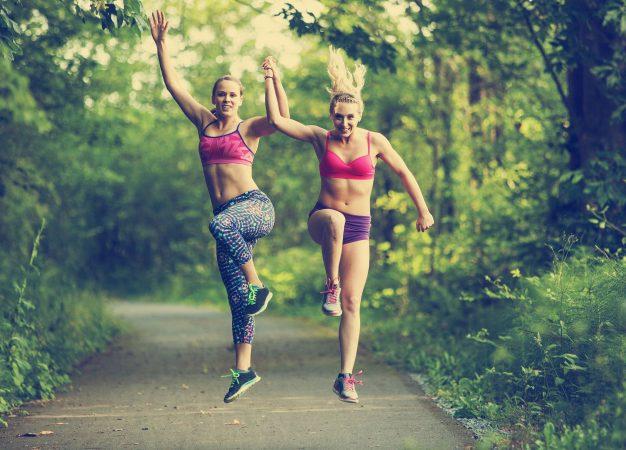 ¡Más saltos, menos calorías! La nueva tendencia para ejercitar el cuerpo