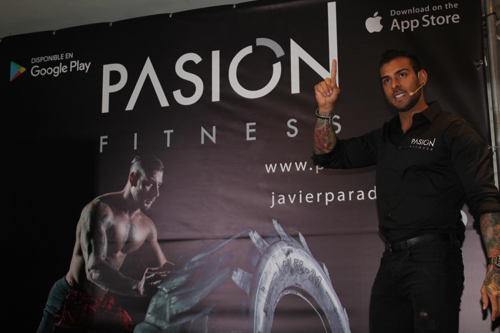 Pasión Fitness: Un App para estar en forma