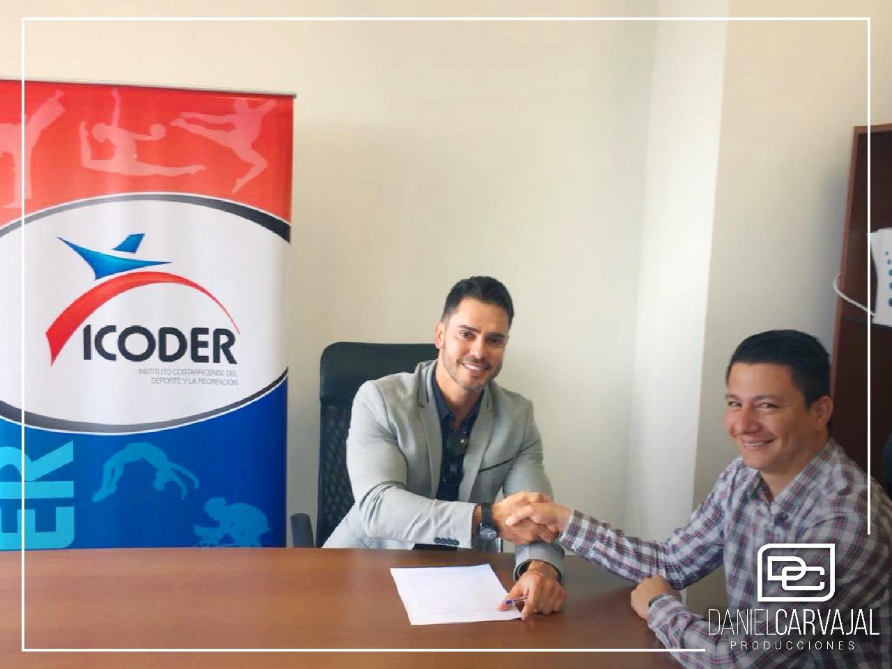 Daniel Carvajal Producciones será patrocinador oficial de los Juegos deportivos nacionales 2018