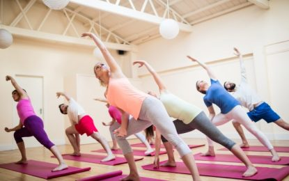 5 beneficios que podes obtener del Yoga